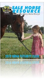 2019 Sale Horse Resource NRHA Futurity Edition