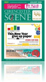 CS146 - Cirencester Scene January 2020 Issue