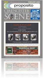 CS147 - Cirencester Scene February 2020 Issue