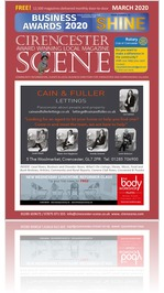 CS148 - Cirencester Scene March 2020 Issue