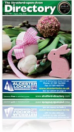 The Stratford upon Avon Directory April/May 2020