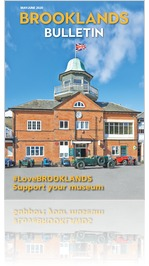 Brooklands Bulletin Issue 63 May/ June 2020