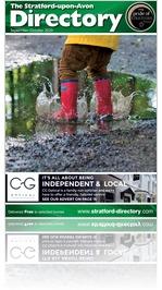 The Stratford upon Avon Directory September/October 2020