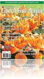 Canada's Local Gardener Vol 2 No 1