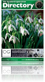 The Stratford upon Avon Directory January/February 2021