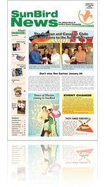 SunBird News - January 2009