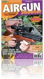 Airgun Shooter - October 2011
