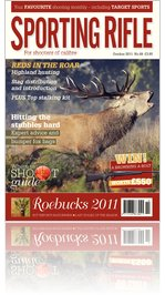 Sporting Rifle - October 2011