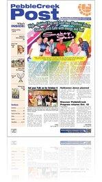 PebbleCreek Post - October 2011