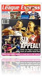 League Express - 3rd October 2011