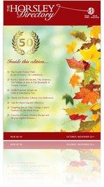 The Horsley Directory - Edition 50 - October/November 2011