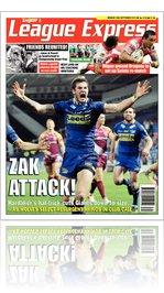 League Express - 26th September 2011