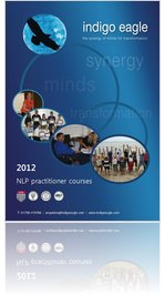 (Revised Version Available)Indigo Eagle NLP Practitioner Training Courses - Brochure 2012