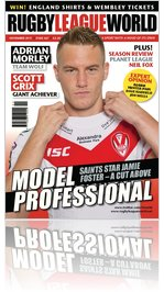 Rugby League World - Nov 2011