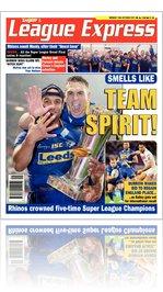League Express - 10th October 2011