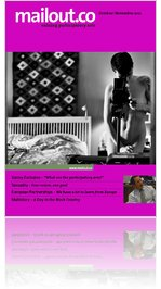 mailout magazine October November 2011