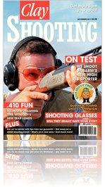 Clay Shooting - November 2011