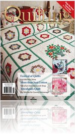 Irish Quilting Issue 15