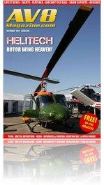 AV8 Magazine October 2011