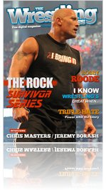 The Wrestling Press Issue 19, November 2011
