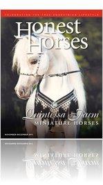 HONEST HORSES MAGAZINE NOV-DEC 2011