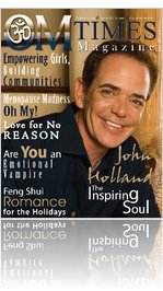 OM Times Magazine November & 1/2 2011 Edition