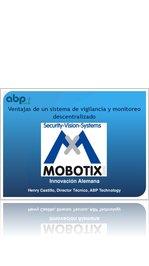 MOBOTIX Presentation - LIMA Peru Nov 2011