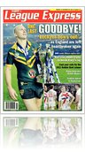League Express - 21st November 2011