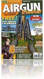 Airgun Shooter - January 2012