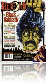 Rue Morgue Issue 118