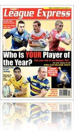 League Express - 12th December 2011