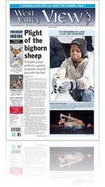 West Valley View : Vol. 26, Issue No. 070: Tuesday, December 13, 2011