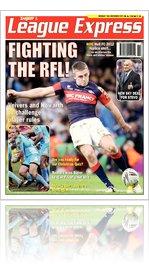 League Express - 19th December 2011
