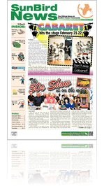 SunBird News - January 2012