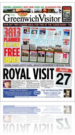 Greenwich Visitor Jan 2012