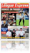 League Express - 9th January 2012