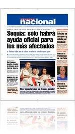 Edicion Nacional - 13/01/2012
