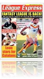 League Express - 16th January 2012