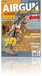 Airgun Shooter - March 2011