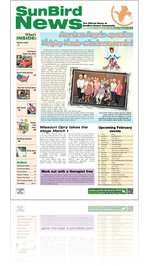 SunBird News - February 2012