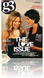 g3 Magazine Issue 129 February 2012