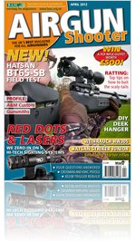 Airgun Shooter - April 2012