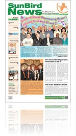 SunBird News - March 2012
