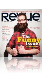 REVUE Magazine, March 2012
