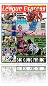 League Express - 27th February 2012