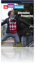 The Oxford University Alternative Prospectus 2012-2014