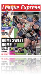 League Express - 19th March 2012