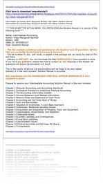 Intermediate Accounting Kieso Weygandt Warfield 14th Edition Solutions Manual