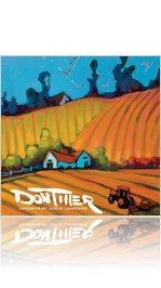 SAMPLE PREVIEW of Don Tiller Coffee Table Art Book