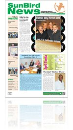 SunBird News - April 2012